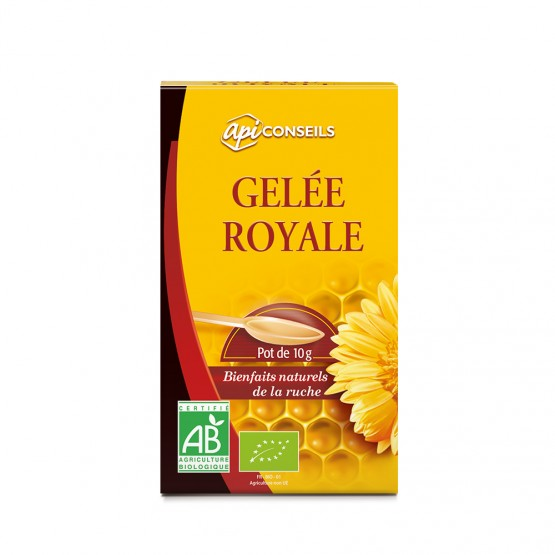 Pot de Gelée royale
