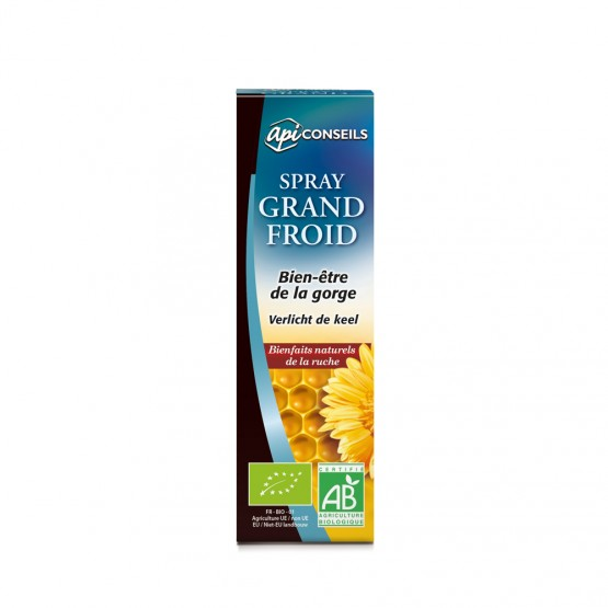 Spray Grand froid Bio
