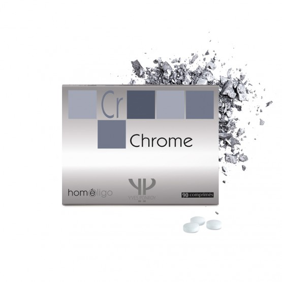 Homéoligo Chrome