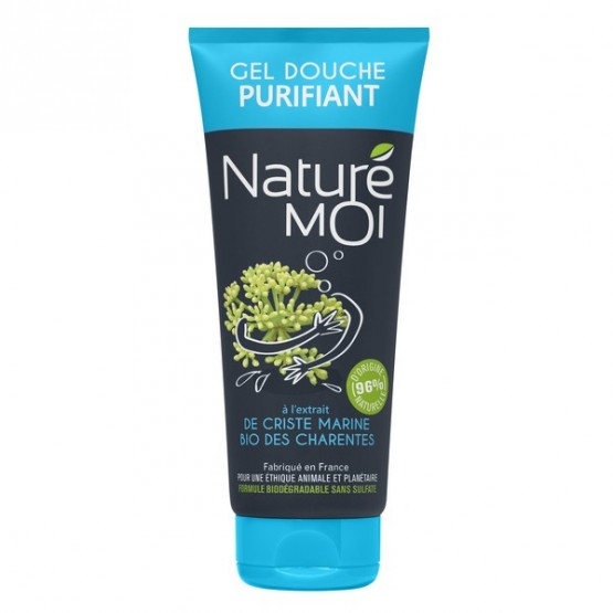 Gel douche purifiant