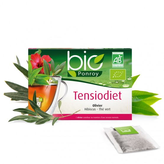 Infusion TENSIODIET Bio